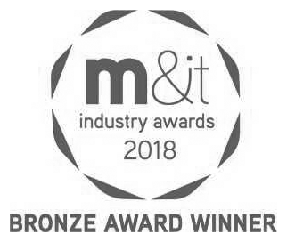 M&IT Bronze Award logo